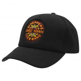 2380fed3c74 Casquette THE BEATLES - Sgt Pepper Trucker