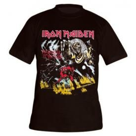 T-Shirt Mec IRON MAIDEN - Number Of the Beast