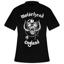 T-Shirt Homme MOTÖRHEAD - England 2002