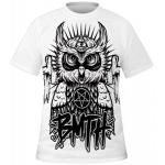 T-Shirt Mec BRING ME THE HORIZON - White Owl
