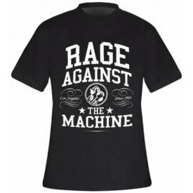 T-Shirt Mec RAGE AGAINST THE MACHINE - College