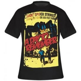 T-Shirt Mec A DAY TO REMEMBER - Giant Spider