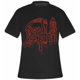 T-Shirt Mec DEATH - Life Will Never Last