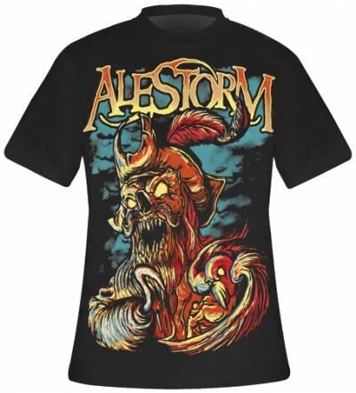 Image de T-Shirt Mec ALESTORM - Get Drunk