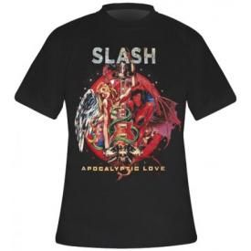 T-Shirt Mec SLASH - Apocalyptic Love
