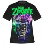 T-Shirt Mec ROB ZOMBIE - Head Until I'm Dead