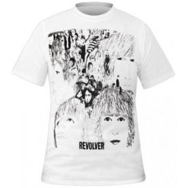 T-Shirt Mec THE BEATLES - Revolver