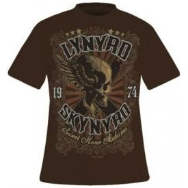 T-Shirt Mec LYNYRD SKYNYRD - Sweet Home Alabama
