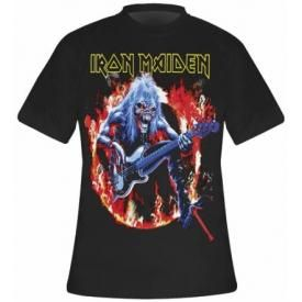 T-Shirt Mec IRON MAIDEN - Fear Of The Dark Live