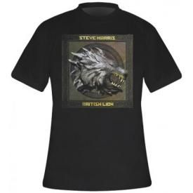 T-Shirt Mec STEVE HARRIS - British Lion
