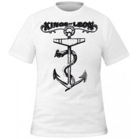 T-Shirt Mec KINGS OF LEON - Anchor