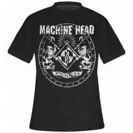 T-Shirt Mec MACHINE HEAD - Crest