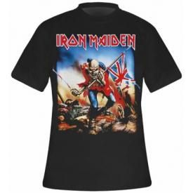 T-Shirt Mec IRON MAIDEN - The Trooper