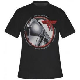 T-Shirt Mec VAN HALEN - A Different Kind Of Truth
