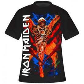 T-Shirt Mec IRON MAIDEN - Vampyr