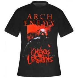 T-Shirt Mec ARCH ENEMY - Revolution