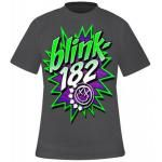 T-Shirt Mec BLINK 182 - Pow