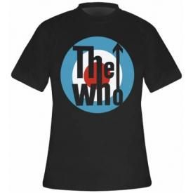 T-Shirt Mec THE WHO - Mod Target