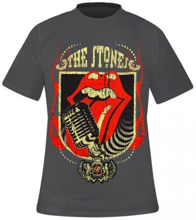 t shirt homme the rolling stones 40 licks vintage rock a gogo. Black Bedroom Furniture Sets. Home Design Ideas