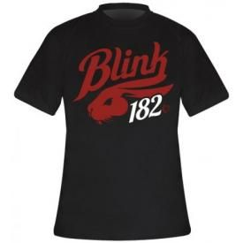 T-Shirt Mec BLINK 182 - Champ