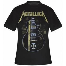 T-Shirt Mec METALLICA - Hetfield Iron Cross