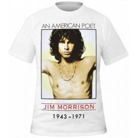 T-Shirt Mec THE DOORS - American Poet