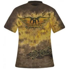 T-Shirt Mec AEROSMITH - Ray Logo