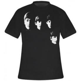 T-Shirt Mec THE BEATLES - With The Beatles