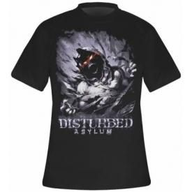 T-Shirt Mec DISTURBED - Asylum