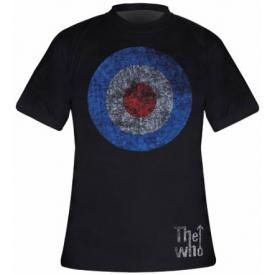 T-Shirt Mec THE WHO - Vintage Mod Target