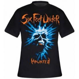 T-Shirt Mec SIX FEET UNDER - Haunted