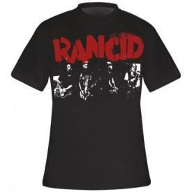 T-Shirt Mec RANCID - Dominoes