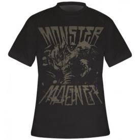 T-Shirt Mec MONSTER MAGNET - Retro Future