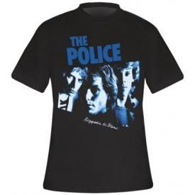 T-Shirt THE POLICE - Regatta