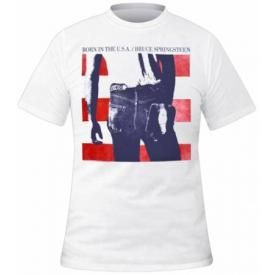 T-Shirt Mec BRUCE SPRINGSTEEN - Born In The USA