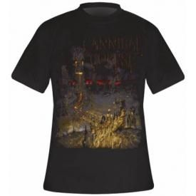 T-Shirt Mec CANNIBAL CORPSE - A Skeletal Domain