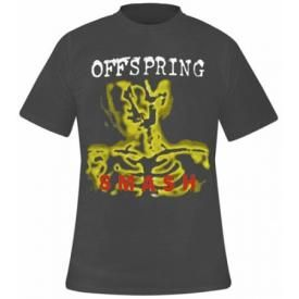 T-Shirt Mec THE OFFSPRING - Smash Album Cover