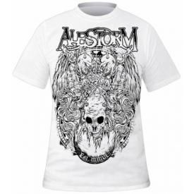T-Shirt Mec ALESTORM - Support Music Piracy
