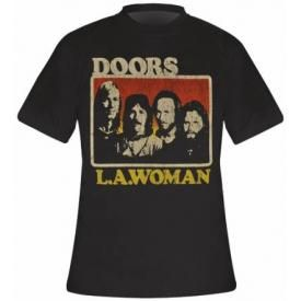 T-Shirt Mec THE DOORS - L.A. Woman