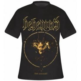 T-Shirt Mec BEHEMOTH - The Satanist