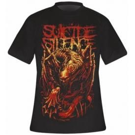 T-Shirt Mec SUICIDE SILENCE - Us VS Them