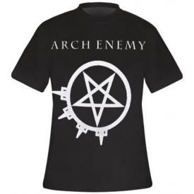 T-Shirt Mec ARCH ENEMY - Pure Metal