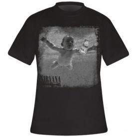 T-Shirt Mec NIRVANA - Nevermind