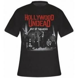 T-Shirt Mec HOLLYWOOD UNDEAD - Day Of The Dead