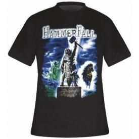 T-Shirt Mec HAMMERFALL - (r)Evolution