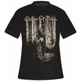 T-Shirt Mec CHILDREN OF BODOM - Death Wants You