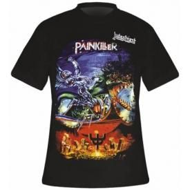 T-Shirt Mec JUDAS PRIEST - Painkiller