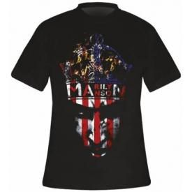 T-Shirt Mec MARILYN MANSON - Crown