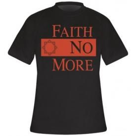 T-Shirt Mec FAITH NO MORE - Star