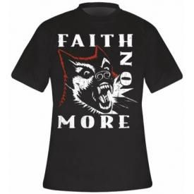 T-Shirt Mec FAITH NO MORE - Dog